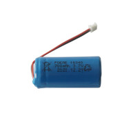 rechargeable small 16340 3.7v 700mah lithium ion battery for toy