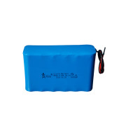 24v 5200mah rechargeable lithium ion 6s 18650 china cell assemly battery pack