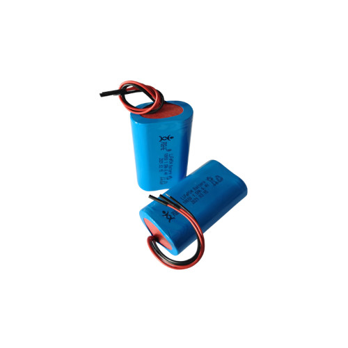 18650 6.4v 1500mah rechargeable li ion battery for solar control system