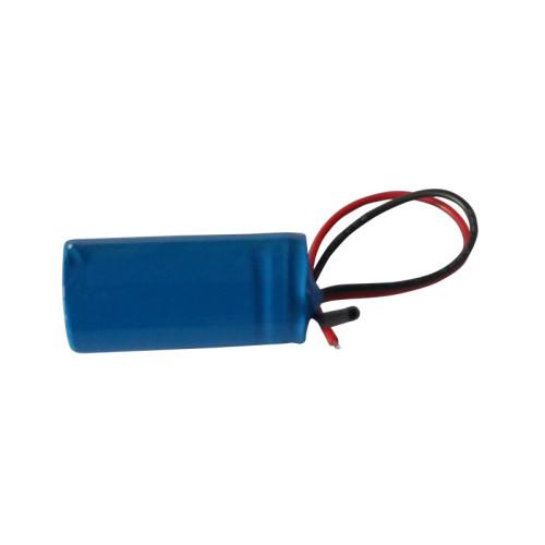 18350 3.7v 850mah rechargeable li ion battery for ultraviolet lights