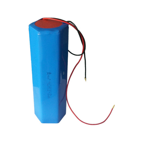 high current 18650 14.8v 60ah rechargeable li ion battery pack