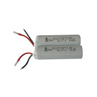 3C discharge rated 21700 3.7v 5000mah li-ion battery pack for headlights