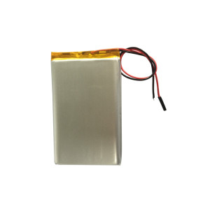 855073 prismatic soft 3.7v 3500mah li polymer battery pouch for smart watch