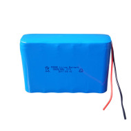 10S2P rechargeable 18650 battery 37v 6000mah for electric replacement