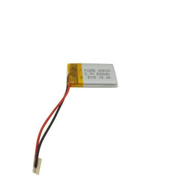 CE standard tiny 402030 200mah 3.7v rechargeable gsp lipo battery