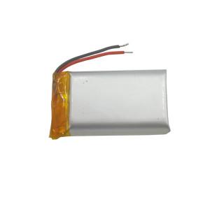 custom China 103048 3.7v 1500mah rechargeable lipo battery