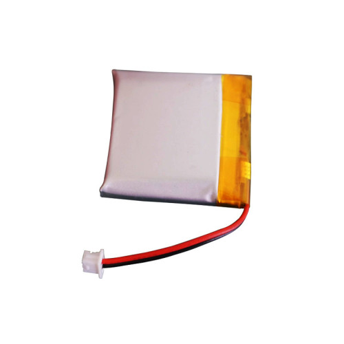 802030 3.7v 400mah rechargeable lipo battery with PCM for smart watch
