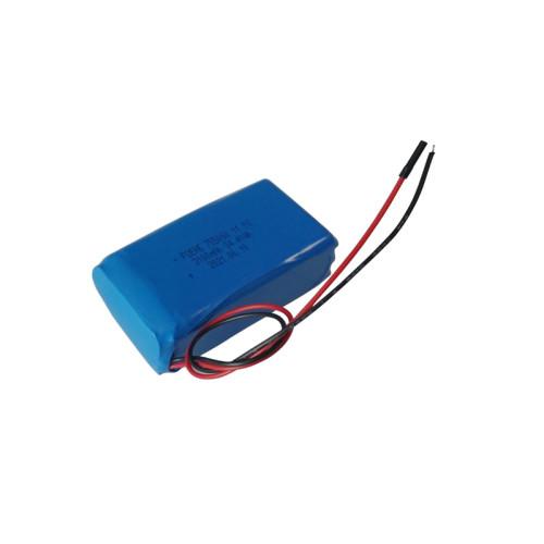 Dongguan lithium polymer rechargeable 755060 12v 3100mah lipo battery