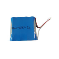 Hot selling 14.8v series 18650 2600mah rechargeable li ion battery for emergency light
