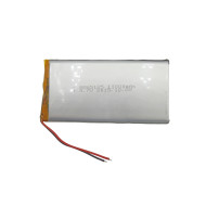 Economical 9265125 3.7v 11000mah lithium polymer rechargeable battery pack for power tool