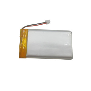 High performance rechargeable 502847 650mah 3.7v lithium thin lipo battery for mini fan