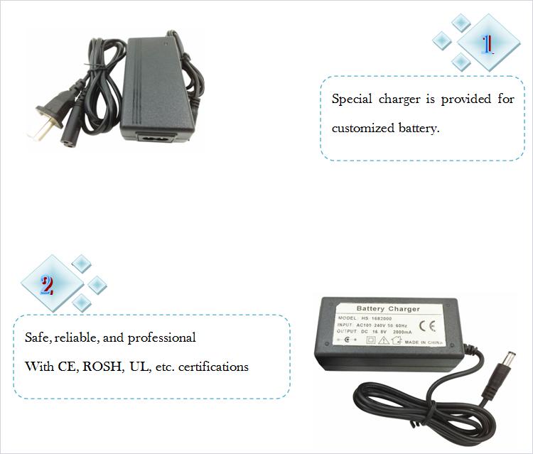 16.8v charger