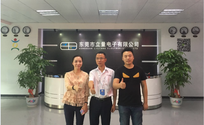 The former CFO of Alibaba One touch came to our company to co-work with us