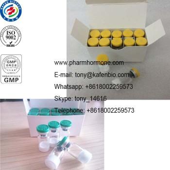 CAS 75921-69-6 Growth Hormone Peptides Raw Powder MT1 Melanotan 1