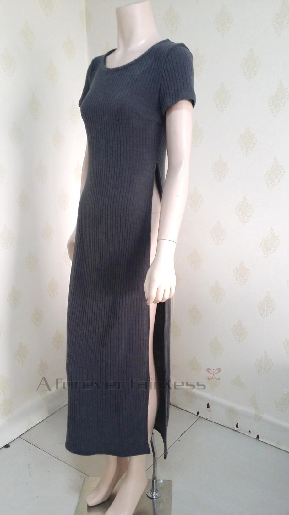 Grey Colour Softextile Custom T Shirt
