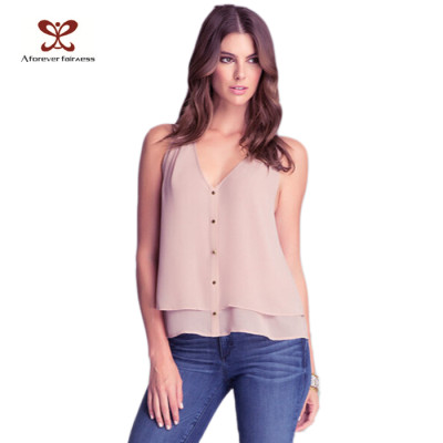 New Fashion Chiffon Blouse 2016,Latest Fashion Lady Blouse & Top Design