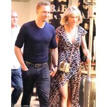 Hiddleswift split: nightmare dress like a daydream