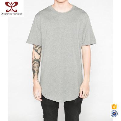 A Forever Fairness 2017 Grey Color Plain Cotton Men'S Custom Printing T Shirt