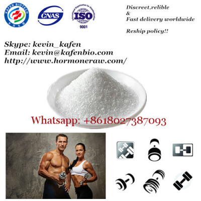 Body Muscle Growth Anabolic Steroids Powder Nandrolone Propionate 7207-92-3