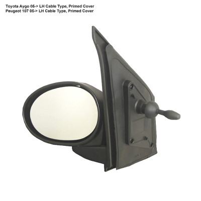 Toyota  Aygo Wing Mirror Replacement