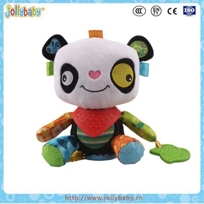 Jollybaby Zoo Lovely Stuffed Baby And Kids Toy Animals