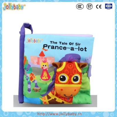 Jollybaby Baby Early Educatiional Washable Non-toxic Soft Bath Book