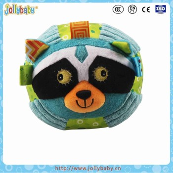 China Supplier New Design Promotional Kids Toy Plush Stuffed Animals Ball