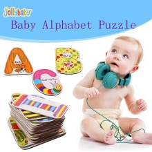 How to teach baby to recognize letters? Let Jollybaby tell you a method now!
