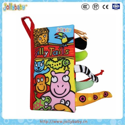 Early education child kids baby fabric cloth book