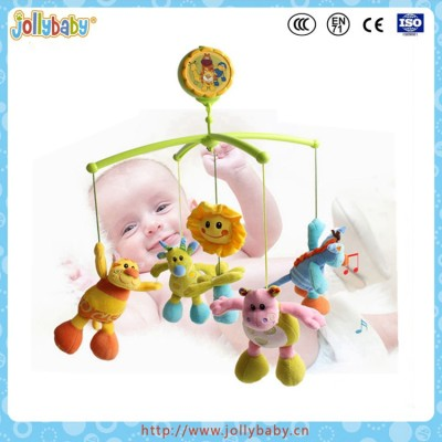 Baby Crib Musical Mobile Bed Bell