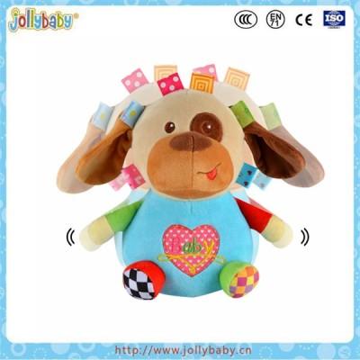 Stuffed Plush Toys For Kids Blue Elephant Tumble Toy