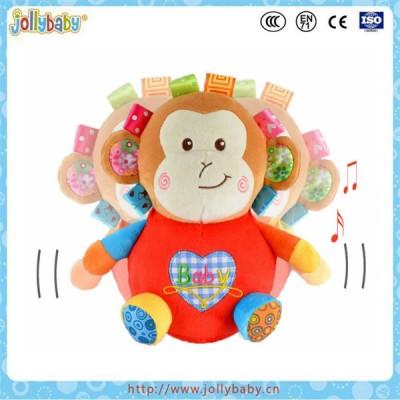 Stuffed Plush Toys For Kids Monkey Tumble Toy