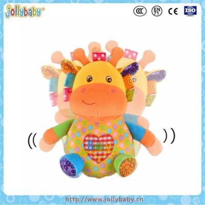 Jollybaby Wholesale Stuffed Plush Toys For Kids Monkey Tumble Toy