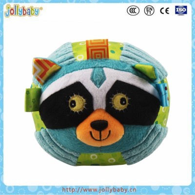 Jollybaby Plush Stuffed Animal Toys Rocking Animals balls