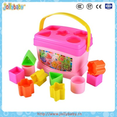 Shape Matching Educational Creative Building Block Toys