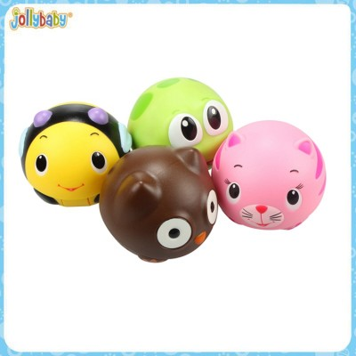 solid plastic small ball toys