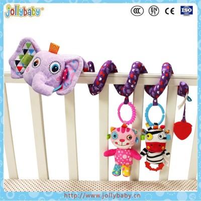 Multifunctional baby car/bed/crib hanging newborn baby toys
