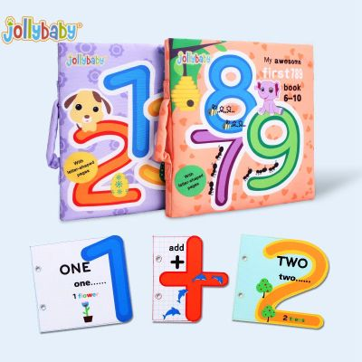 Number Cards Detachable Activity Book