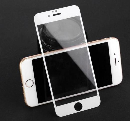 full cover tempered screen protector for iphone 6/6s
