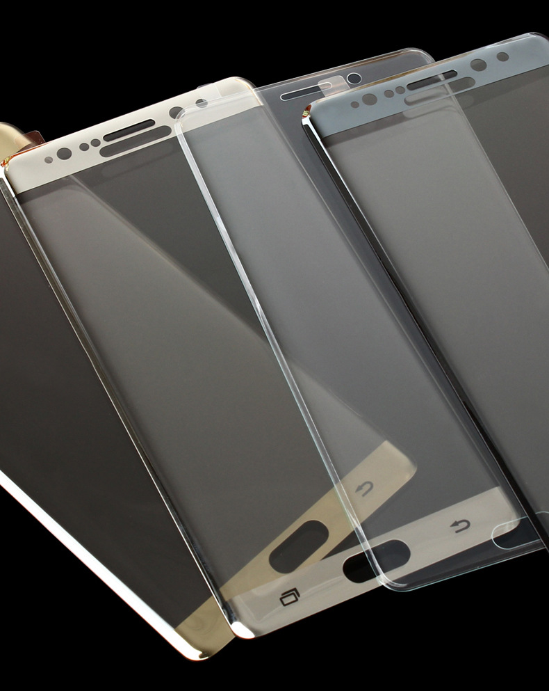 3d full cover tempered screen protector for samsung note 7
