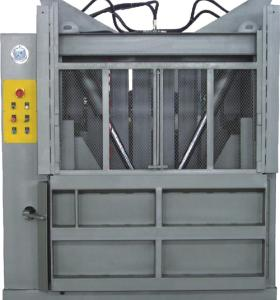 Vertical Hydraulic Baler Series