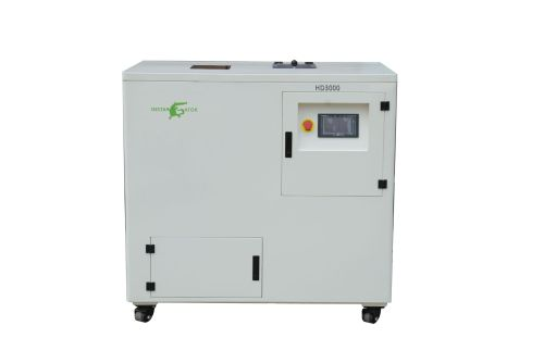 Solid state drive Shredder  for HDD and SSD combo destruction and recycling