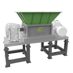 Dual shaft shredders Two Shaft Shredders Heavy duty for recycling applications.