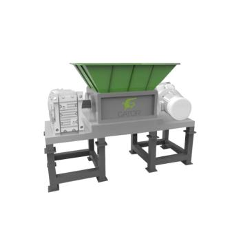 Two Shaft Shredders Heavy duty for recycling applications.