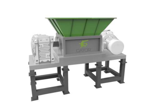 Dual shaft shredders Two Shaft Shredders Heavy duty for recycling applications.
