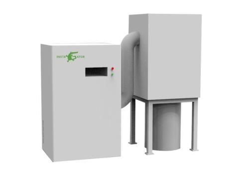 High Security Paper Disintegrator