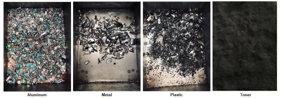 Toner Waste Recycling
