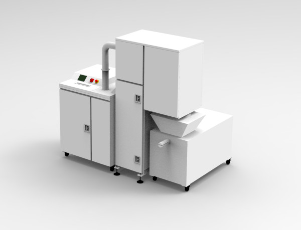 High Security P5 Paper Disintegrator paper document crusher