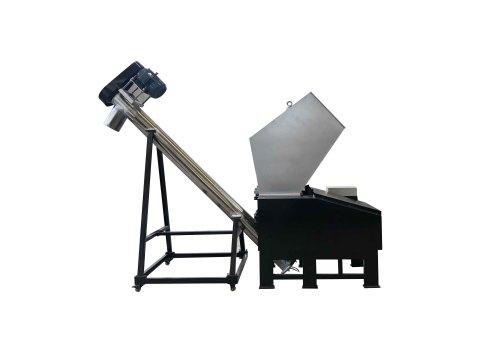 High efficiency PVC sheets granulator