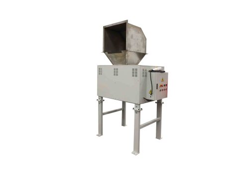 WEEEs and Solid waste multipurpose two shaft shredder